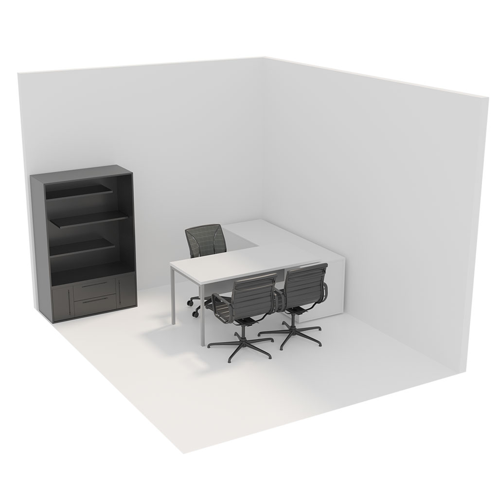 Office Plan, OFFICE - SMALL