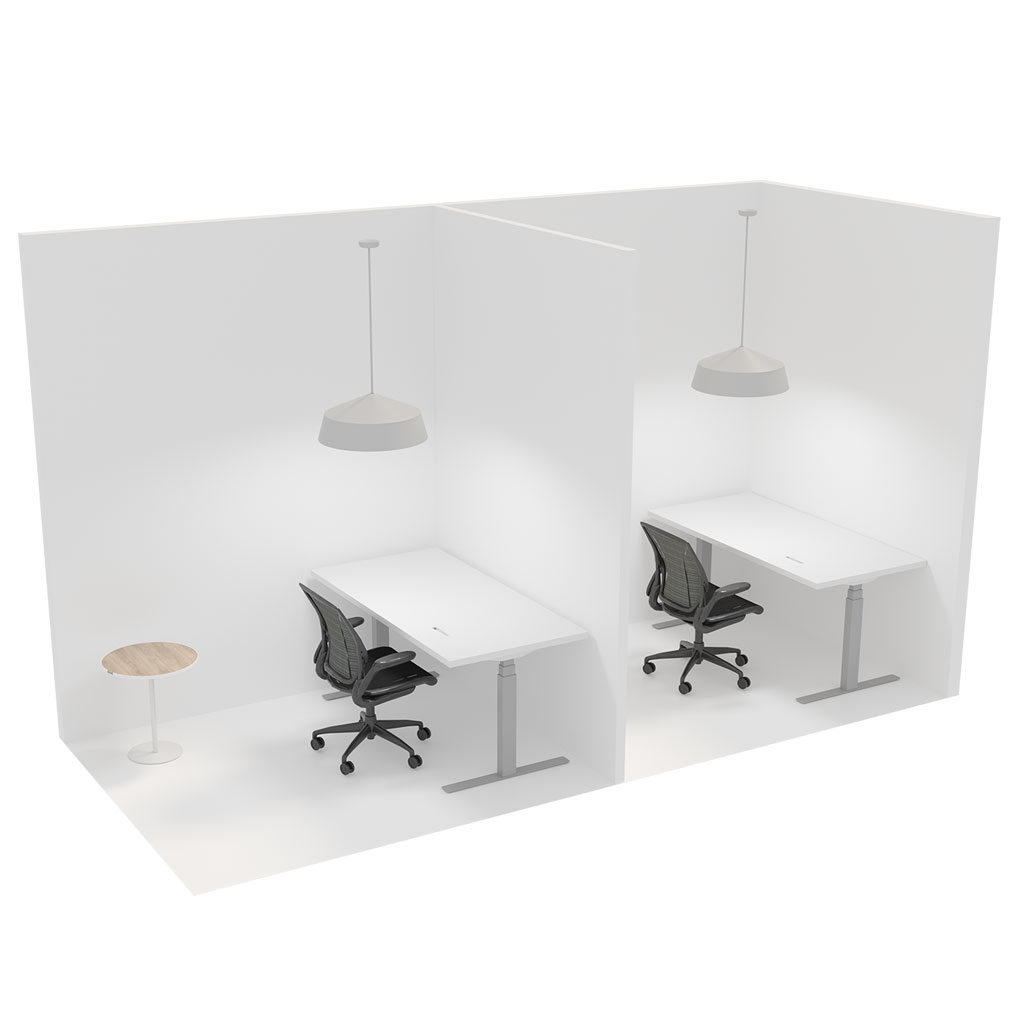 Office Plan, CALL BOOTH