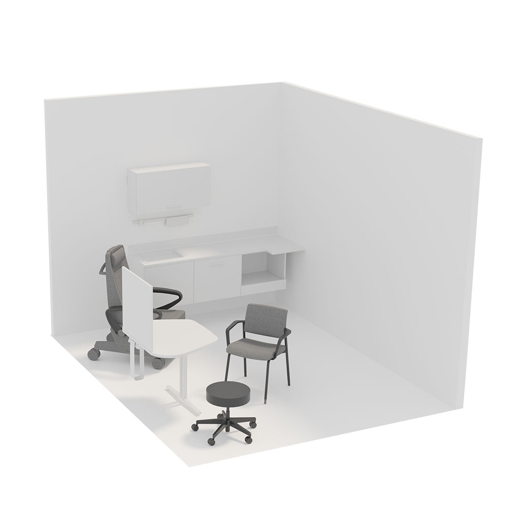 Office Plan, FIRST AID ROOM / MOTHER ROOM