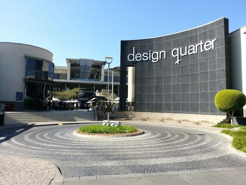 Trend space offices to let fourways design quarter